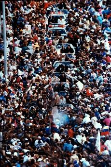 1987 World Series Parade